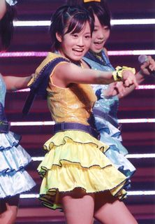Atsuko Maeda, the grace and power of AKB48.